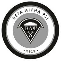 Beta Alpha Psi 1919 logo
