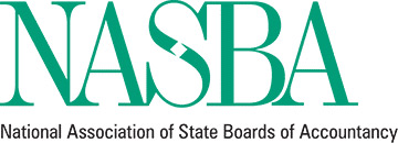 National Association of State Boards of Accountancy logo